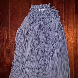 Cocobleu Women's Gray Blouse